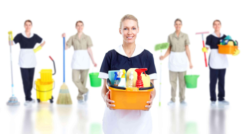 Healthcare Facility Cleaning NJ