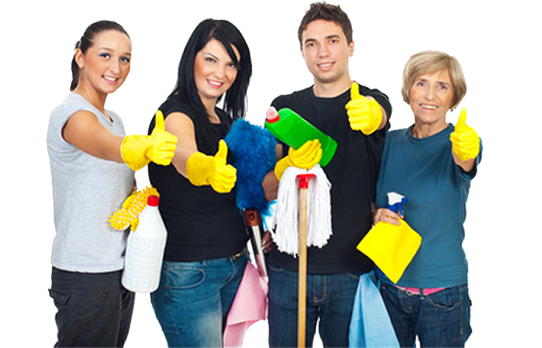 Educational Facility Cleaning Service